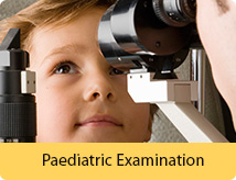 Paediatric Examination - Nepean Valley Eye Surgeons